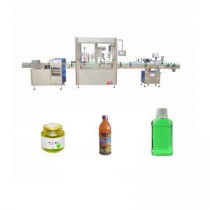 200ml Ananas Şarap Şişesi Kapatma Makinesi