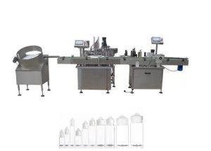 304 Paslanmaz Çelik Elektronik Sıvı Dolum Makinesi