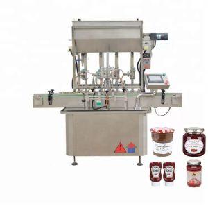 304 Paslanmaz Çelik Bal Dolum Makinesi