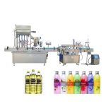 İlaç / Kozmetik Endüstrisinde Kullanılan AC220V 50Hz Otomatik Macun Dolum Makinesi