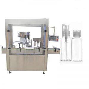 Otomatik Hava Tazeleyici Parfüm Dolum Makinesi