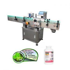 Otomatik Dikey Plastik Cam Şişe Etiketleme Makinesi