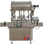 İlaç Endüstrisinde Kullanılan GMP / CE Standart Sos Yapıştır Şişe Dolum Makinesi