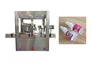 Elektrikli Tahrik Tipi Parfüm Şişesi Dolum Makinesi