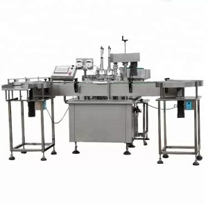 Peristaltik Pompalı Tam Otomatik Parfüm Dolum Makinesi
