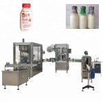 İçecek / Gıda / Tıbbi İçin Kullanılan Plastik / Cam Şişe Otomatik Sıvı Dolum Makinesi