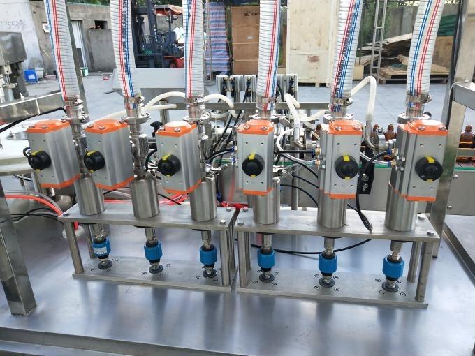 Tutkal Şişesi Otomatik Dolum Makinesi