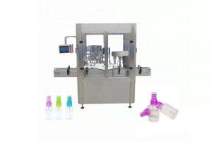 Yüksek Performanslı Otomatik Dolum Makinesi