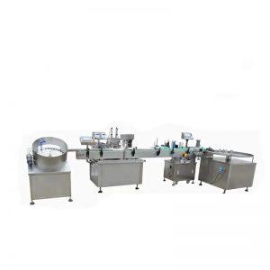 Yüksek Hızlı E-sıvı Dolum Makinesi