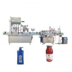 İlaçlarda Kullanılan Yüksek Hızlı Bal Dolum Makinesi