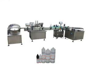 Yüksek Viskoziteli Sıvı Dolum Makinesi
