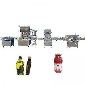 PLC Kontrol Esansiyel Yağ Dolum Makinesi