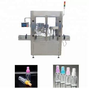 PLC Kontrol Sistemi Parfüm Dolum Makinesi