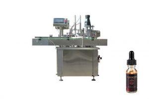 Peristaltik Pompa Elektronik Sıvı Dolum Makinesi
