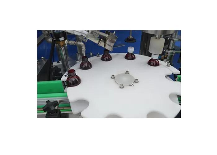 Pistonlu Pompa Otomatik Sıvı Dolum Makinesi