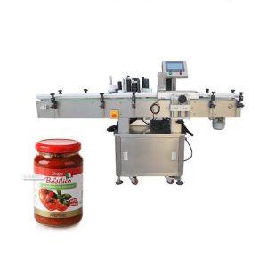 Yuvarlak Şişeler Ürün Etiketleme Makinası