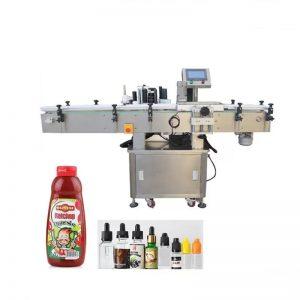 Yuvarlak Ürünler Paketleme ve Etiketleme Makinası