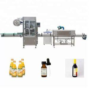Kol Küçülen Şişe Etiketleme Makinası