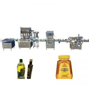 Step Motor Yemeklik Yağ Dolum Makinesi