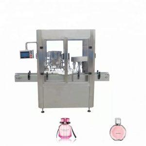 otomatik parfüm şişeleri dolum makinası